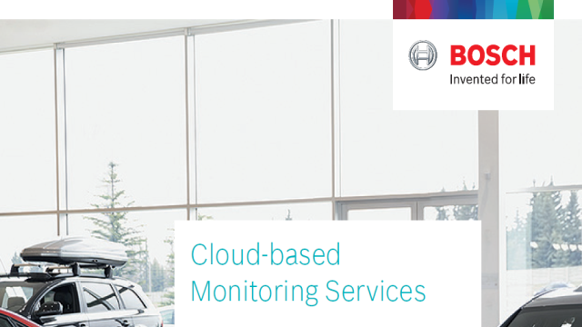 Monitoring Services | Bosch Security and Safety Systems UK