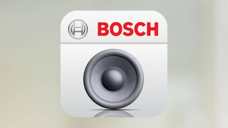 Apps & Tools | Bosch Security and Safety Systems North America